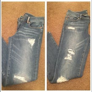 New York and Company Size 4 Jeans